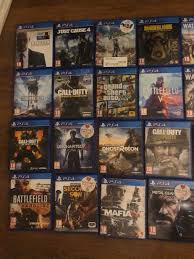 PS4 bundle games for sale in BL2 Bolton ...