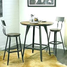 bar height table and stools kitchen bar table sets kitchen bar table round bar height table