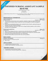 Objective On Resume For Cna 100 Cna Resume Objective Experince Letter 47