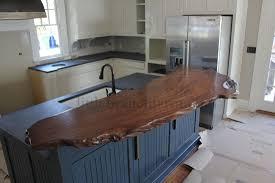 wood countertop the natural