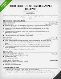 resume format production worker sample resume production worker