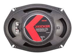 speakers in box. kicker | ks series 6x9\ speakers in box