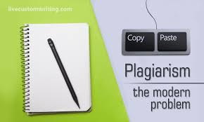essay on plagiarism the modern problem