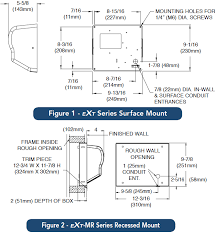 american dryer gxt bg extreme air graphite hand dryer extremeair hand dryer extreme air by american dryer installation diagram for commercial restrooms