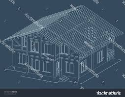 roof architecture design blueprints blueprint architectural halftimbered residential house architectural design blueprint r36 blueprint