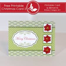 free christmas cards to make free printable christmas card 2 shery k designs