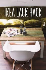 Ikea Hacks: 3 Easy steps to Create your own Ikea Coffee Table
