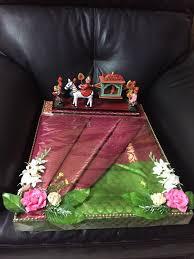 Saree Tray Decoration 100 best Decorative trays images on Pinterest Decorative trays 76