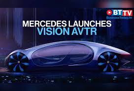 The german automaker has not announced its price yet but is. Vision Avtr The Concept Car From Mercedes Benz Is Inspired By Avatar News Reel Business Today