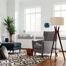 amazon prime furniture. Fine Furniture The Rivet Zoey MidCentury Tripod Storage Floor Lamp Is Currently 194  Usually 279 Amazon Inside Prime Furniture