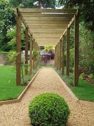 'A Beautiful Garden Feature'The Royal Walkway Pergola combines  architectural elegance with functionality.A Pergola adds height and privacy  to any garden