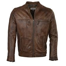 leather jacket timber bristol