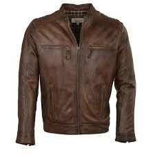 ashwood leather jacket timber bristol