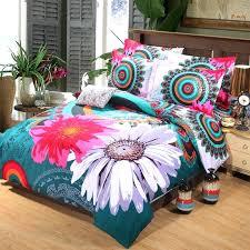 colorful comforter set colorful comforter sets full