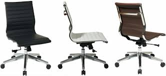 eames style task chair. stylish office chair armless no arms home eames style task