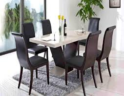 Improbable Sharp Marble Dining Table Set Home Ideas Ideas Able And