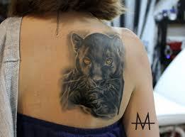 пантера татуировка фото