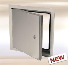 Access Panels Doors And Floor Access Covers FF Systems Inc - Exterior access door