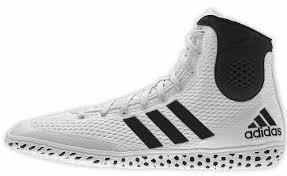 adidas wrestling shoes. adidas tech fall white black wrestling shoes i