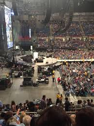 Fargo Dome Seating Chart Fargodome Section 22 Rateyourseats Com
