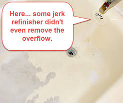results of hiring a bathtub refinishing contractor