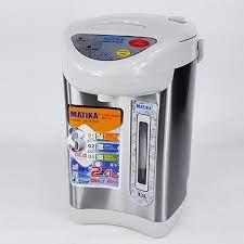 Bình thủy điện Matika MTK-8135 (3,5L) chức năng đun sôi và giữ ấm thông  minh ( Hàng chính hãng) | BINH NGAN