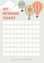 Sticker Reward Chart Pdf Printable Reward Chart Potty Training Chart Pdf Potty