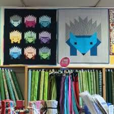 The Quilt Works - Fabric Stores - 11117 Menaul Blvd E, Eastside ... & Photo of The Quilt Works - Albuquerque, NM, United States. Great hedgehog  quilt Adamdwight.com