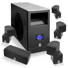 bose home theater subwoofer. 5.1 home theater system with active subwoofer and five satellite speakers bose 0