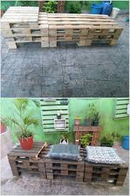 diy outdoor pallet furniture. DIY Easy Recycled Outdoor Pallet Furniture Ideas 28 Diy H