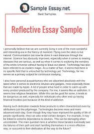 reflective essay help docoments ojazlink reflective essay on high school senior year reflection