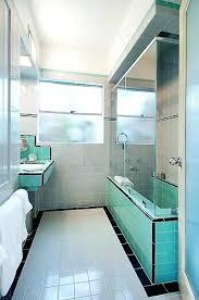 art deco bathroom. Art Deco Bathroom Green Tiles 5 6 .