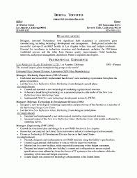 Manufacturing Supervisor Resume Awesome Manufacturing Manager Resume
