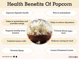 benefits of popcorn and its side effects