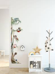 australian animals tree wall sticker aussie friends tree