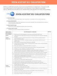 With this, they demonstrate their expertise and contribution towards meeting the organization's goals and objectives. Dental Assistant Evaluation Form Fill Online Printable Fillable Blank Pdffiller
