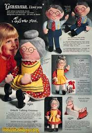 Google Image Result for http://www.plaidstallions.com/images/tl/gramma.jpg  Pretty sure this was the doll I had in th… | Dolls, Vintage children's  books, Retro toys