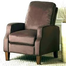 the saigon genuine leather recliner swivel chair tag archived of small alluring red iner real chairs furniture inspiring