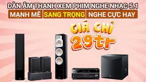 Dàn Âm Thanh Xem Phim nghe nhạc Yamaha 5.1 giá rẻ với khoảng 29 triệu -  YouTube