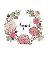 august 8 5x11 от kelseygarrityriley на etsy 20 00