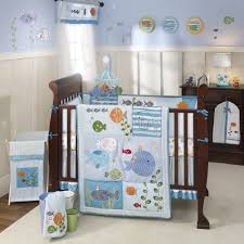 ocean theme nursery ideas under the sea baby crib bedding set by