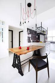 Small Picture Home Decor Blog Singapore Open Concept Hdb Flat Homes With Trendy