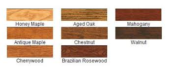 Minwax Oil Based Stain Color Chart Minwax Gel Stain