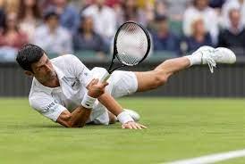 Novak Djokovic muss in Wimbledon gegen Weltummer 253 Jack Draper einen Satz  abgeben - 20 Minuten