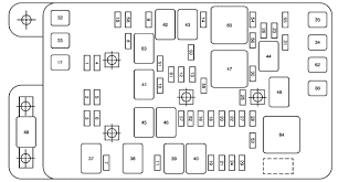 saab 9 7x 2006 fuse box diagram auto genius saab 9 7 fuse box engine compartment v8 engine