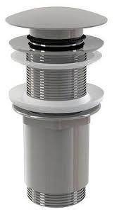 <b>Донный клапан для раковины</b> Alcaplast A395 click/clack с ...