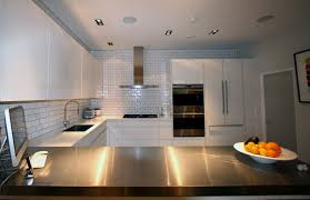 Subway Kitchen Tiles Backsplash Backsplashes Traditional Frosted White Glass Subway Tile Kitchen
