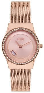 Наручные <b>часы STORM</b> Cyro Crystal Rose Gold — купить по ...
