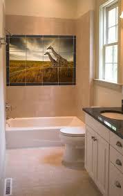Decorative Bathroom Tile Custom Decorative Tiles Pacifica Tile Art Studio