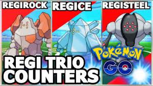 Regirock Max Cp For All Levels Pokemon Go